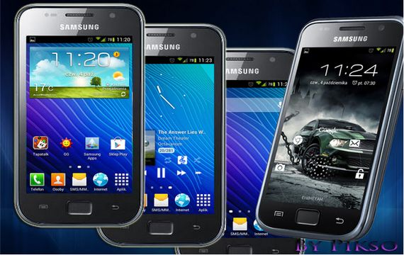 Samsung Galaxy S, Rom Feel The Power of Touch Wizzard Jelly Bean