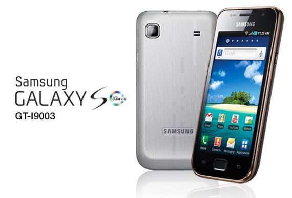 Samsung Galaxy SCL, Firmware original Android 2.3.4 XXKP7 Open Europe